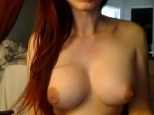 girlfriend showing puffy nipples
