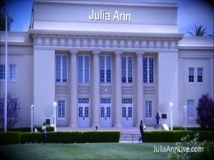 julia ann public sex video