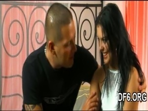 Teen defloration video