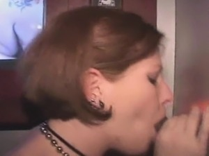 Glory hole sex vids