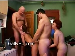 husband wife kitchen sex scene video