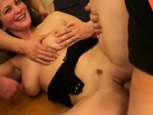 danish threesome porn