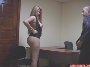 blonde latina sexbombs