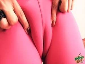 girls in spandex pictures