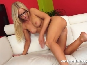 Girls with glasses nude