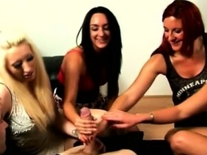 CFNM matures meet and jerk guys dick