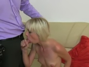 skinny blonde porn video