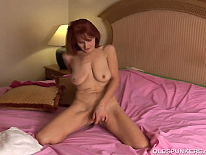 red head asian porn