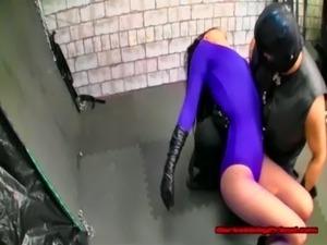forced orgasm bondage videos