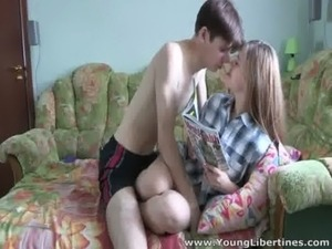 young teens gagging throat hard