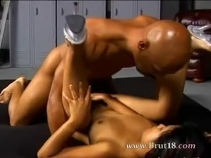 Asian girl with piercings in cunt fucks