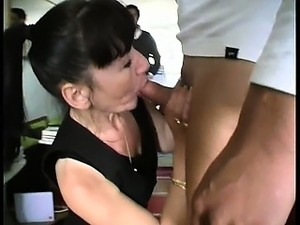 French interracial porn