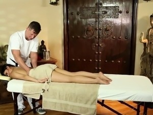 massage turned orgasm japanese