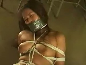 bondage gag sex asian