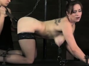 anal hook tit torture movies