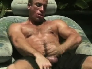sexy muscle men sex party