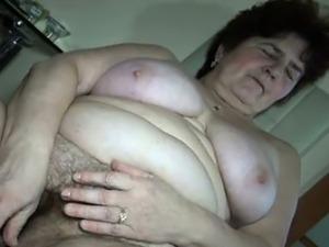 hot mature woman video