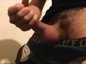 HOT UNCUT COCK CUM BIG LOAD