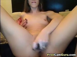 cum closeup video