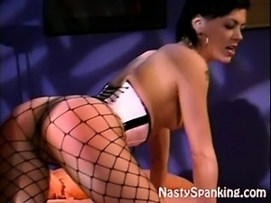 free ebony spanking video s