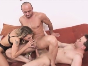 Watch bisexual porn act