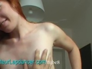 naked lapdance video