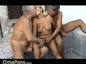 young woman and old men sex