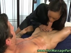 girls oral jerk off