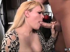 amateur kitchen sex