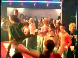 Black stripper dancing at sexparty free
