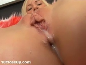 pussy contractions orgasm