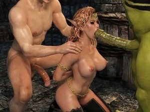 ogre sex video