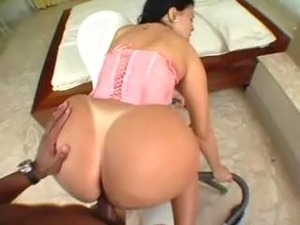 brazilian bubble butt anal