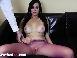 wife hypnotized fuck video