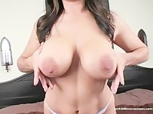females ass jerk off video