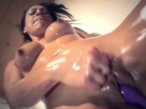 young babes in the shower