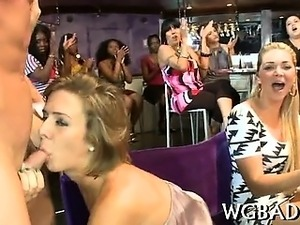 bachelorette party blowjob videos