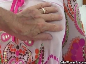 British grannies still need their orgasms free