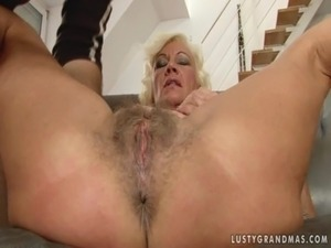 naughty asian granny anal fuck