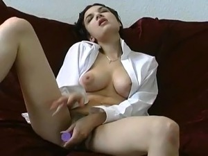 hairy french old pussy