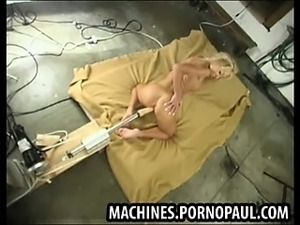 shemale fucking sex machine