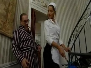 real amateur hotel maid flash video