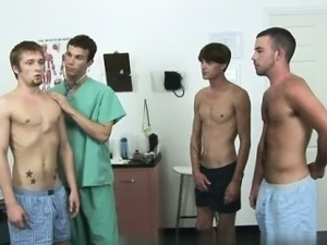 Gay guys Today a group of guys stop by the clinic wanting to