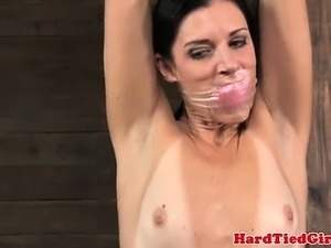 dripping wax pussy