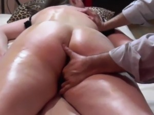 older women young man handjob