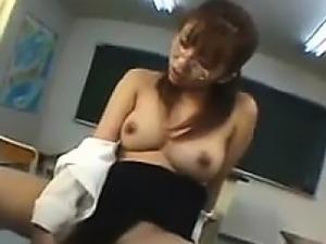 free lesbian asian teacher strapon