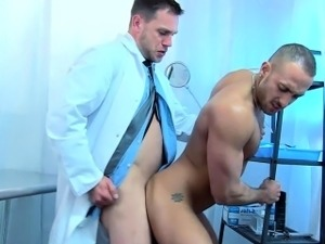 doctor having anal sex