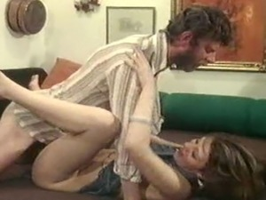 Classic Danish loop from the 1970s starring Scandinavian porn star Anita...