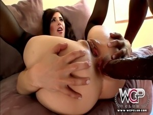 WCPClub Sexy housewife Casey Calvert gets a black dick anal pounding free