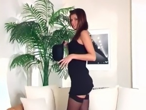 asian glamour tease video